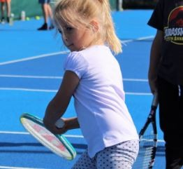 2019 Summer Holiday Tennis