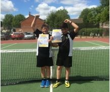 Club Juniors to Represent North Oxon