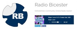 BLTC features on Bicester Radio